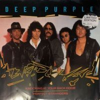 """REVIEW:  Deep Purple - """"Knocking at Your Back Door"""" / """"Perfect Strangers"""" (single)"""