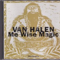 "REVIEW:  Van Halen - ""Can't Get This Stuff No More"" / ""Me Wise Magic"" (1996)"