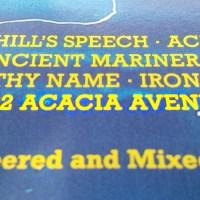 #503:  22 Acacia Avenue