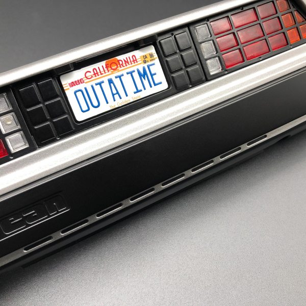 DeLorean grill inserts from DeLorean Decal Set III