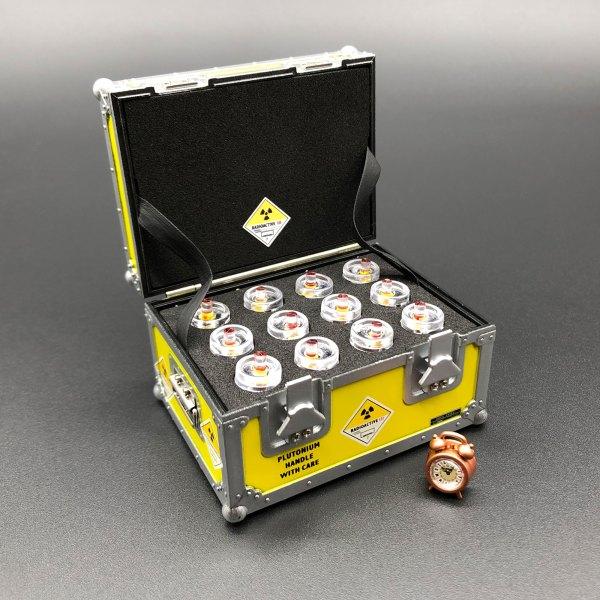 DeLorean Plutonium Case and Clock Face Upgrade Kit mod
