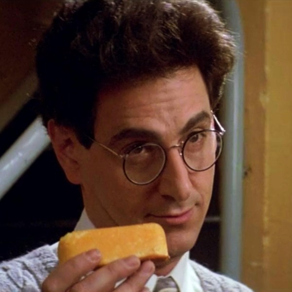 Twinkie featured in Ghosterbusters movie