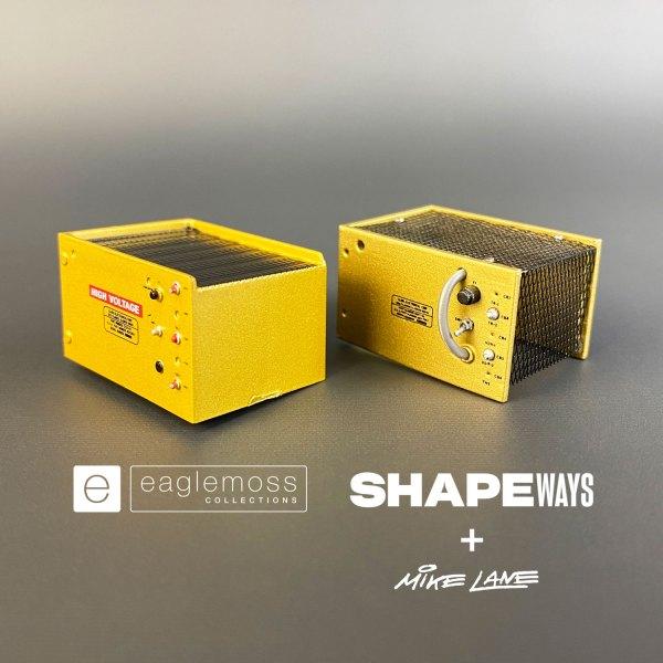 DeLorean Gold Box mod by Shapeways and Mike Lane Mods