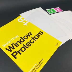 Contents of Static Cling Window Protectors mod