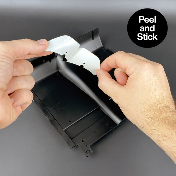 Peel and Stick pad for Ecto-1 Self-Adhesive Carpets