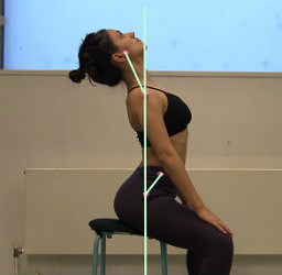 GYROTONIC Arch Curl - the Arch portion