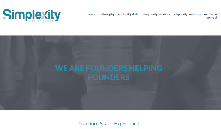 Simplexity Holdings