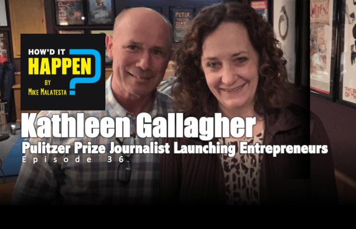 Kathleen Gallagher Pulitzer Prize Journalist Podcast
