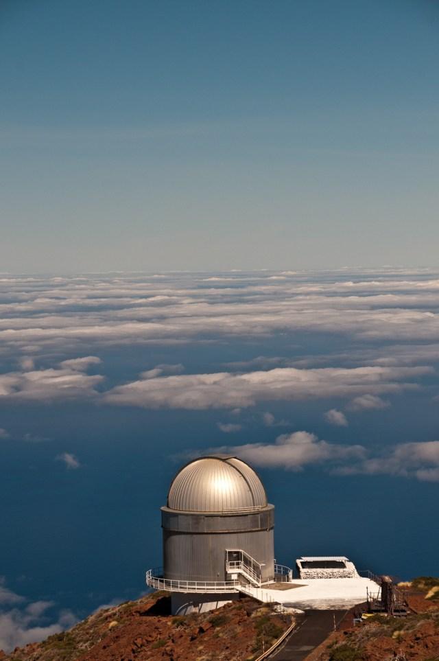 Jeden z teleskopów