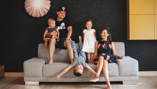 Jak można mieć dzieci i być szczęśliwym?!