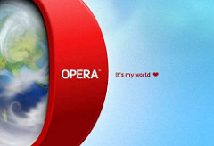 opera browser photo