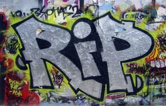rip photo