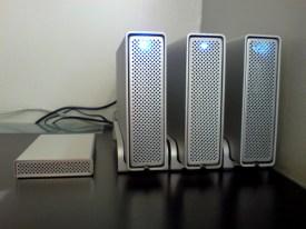 usb hard drive photo