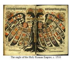 Holy Roman Empire - 1510