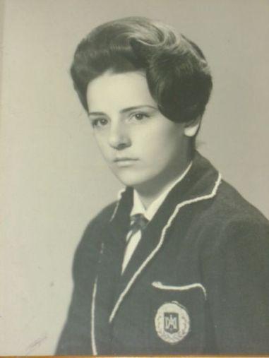 Isolda Echavarria in 1964