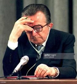 Prime Minister Giulio Andreotti