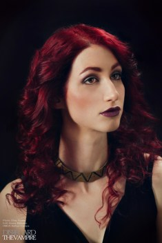 Geena Matuson as Valentine the Vampire