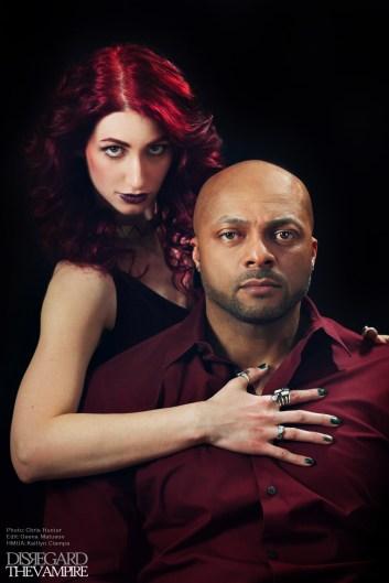 Geena Matuson and Jose Gonsalves