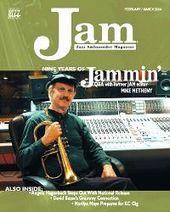 February 2004 JAM cover