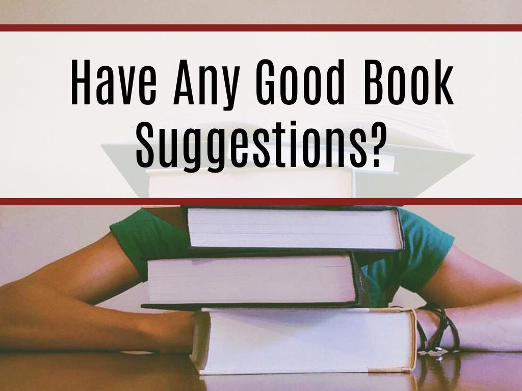 Προτεινόμενα βιβλία για προσωπική ανάπτυξη