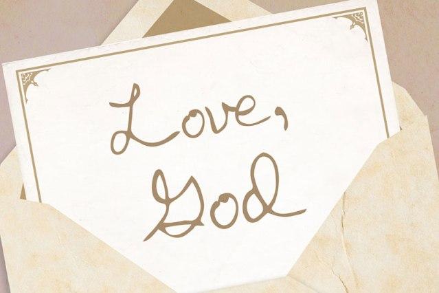 Love, God