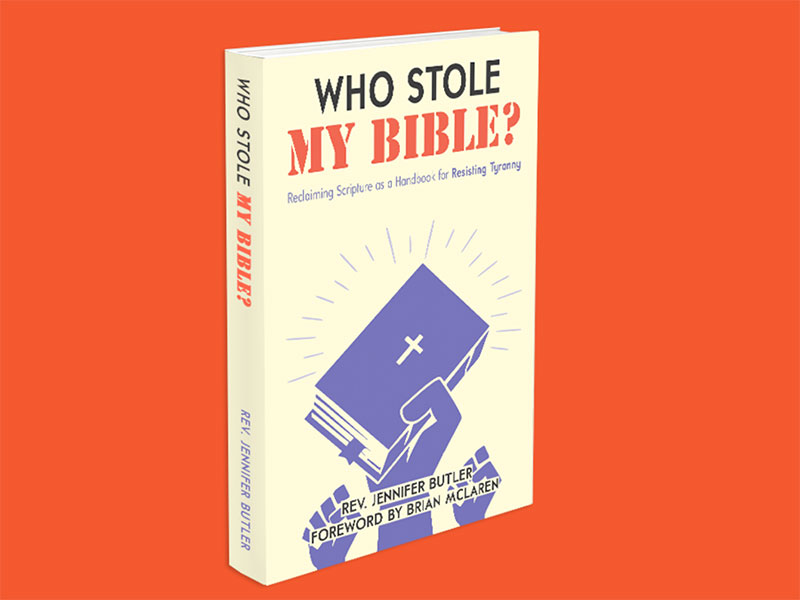 Who Stole My Bible?