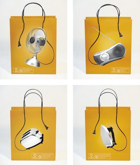appliance bag