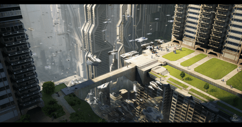 sci_fi_city_downtown_by_jadrienc-d5olkce