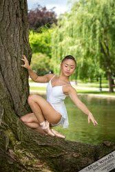 Boston Public Garden – Joy Zhong