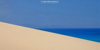 Fuerteventura abstract
