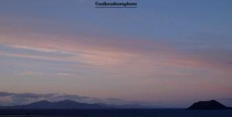 Lanzarote at dusk