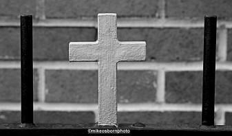 Crucifix fence