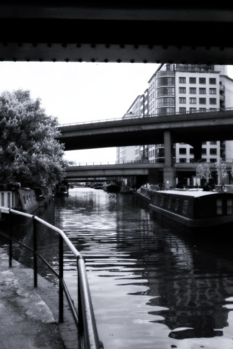 Canal by Richard Cooper-Knight