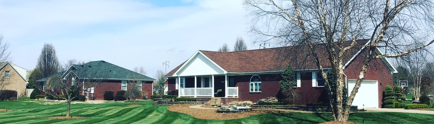 Landscaping and Lawn Maintenance with an Irrigation System