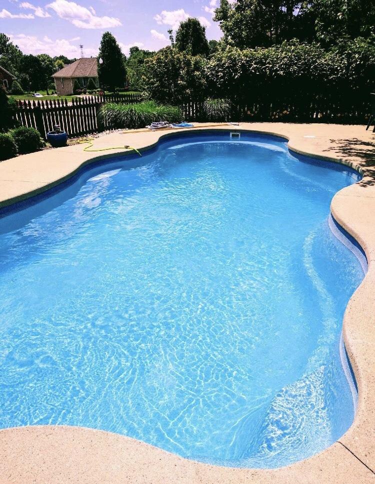 Custom In-ground Pool