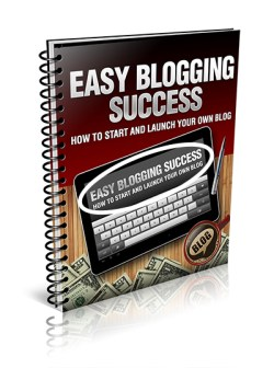 Free eBook - How To Start Your Own Self Hosted Wordpress Blog