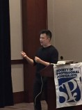 Frank Bi of The Verge talks data visualization and Google Sheets at SPJ JournCamp in Las Vegas.