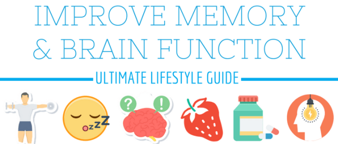 How to Improve Your Memory and Boost Brain Function