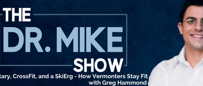 EP012 – Military, CrossFit, and a SkiErg – How Vermonters Stay Fit with Greg Hammond