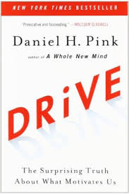 Drive: The Surprising Truth Be Book Cover