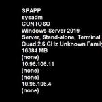 Install BGINFO on Multiple Servers