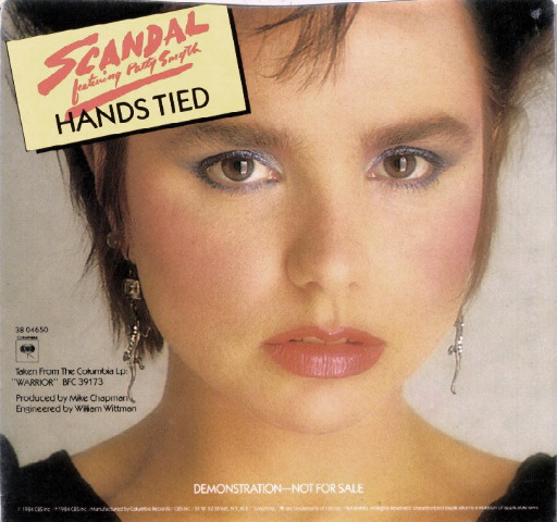 Greatest Hits Featuring Scandal Patty Smyth: Whatever Happened To Patty Smith & Lisa Stansfield? Mike's