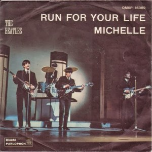 Run For Your Life The Beatles