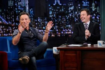 fallon springsteen tonight show