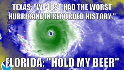 Hurricane Irma Playlist From The Eye Of Hurricane Mike
