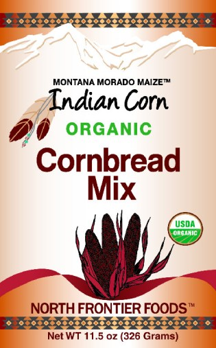 Montana North Frontier Foods Cornbread Mix