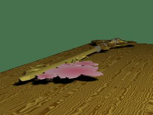 Blossom Keyblade