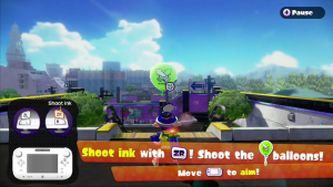 Tutorial about Aiming with the Wii U Gamepad.