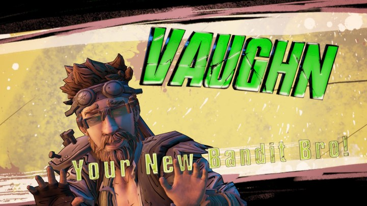 Vaughn from Borderlands 2 (2K/Gearbox Software)