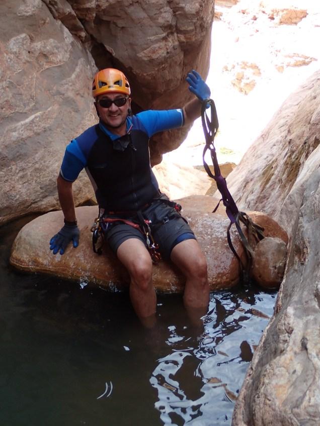 Big Canyon Rappel